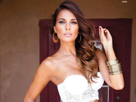Elena Gomez WAG Javier Garcia 3