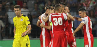 Video Skenderbeu Dinamo Zagreb