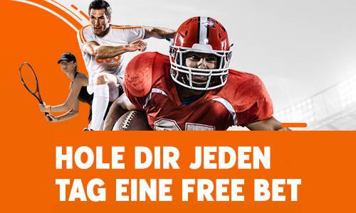 888sport Freiwette