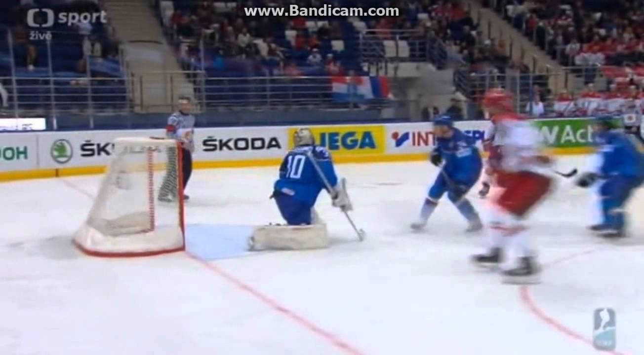 Video: Italien – Dänemark (1-4), Eishockey WM 2014
