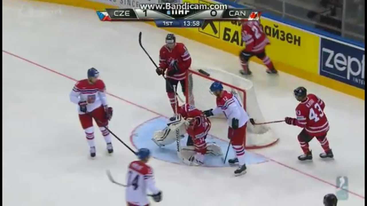 Video: Tschechien – Kanada (3-4), Eishockey WM 2014