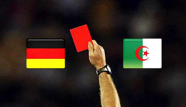 Wettversicherung Deutschland Algerien