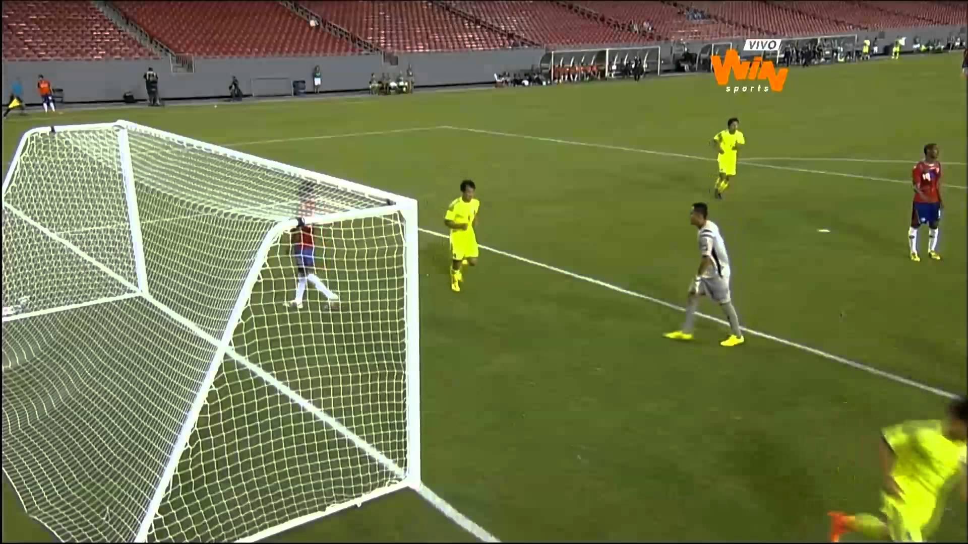 Video: Costa Rico – Japan (1-3), Testspiel