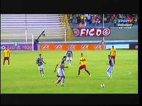 Video: Fluminense – Internacional (1-1), Serie A