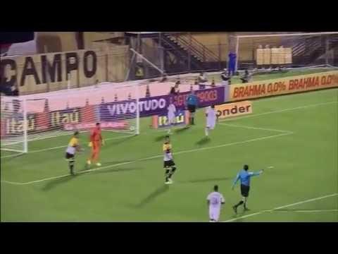 Video: Santos – Criciuma (2-0), Serie A