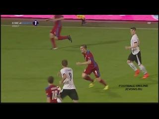 Video: Tschechien – Österreich (1-2), Testspiel