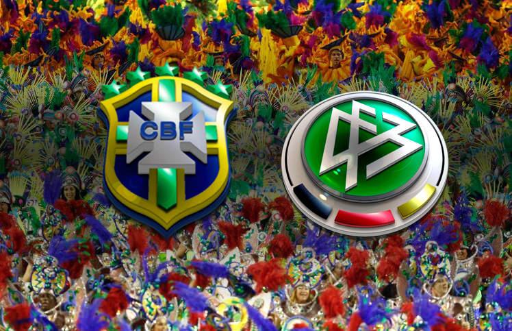 Wettquoten-Vergleich Brasilien Deutschland
