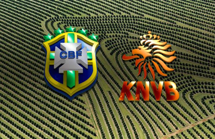 Brasilien Holland Wettquoten-Vergleich