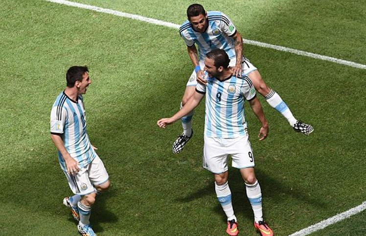 Zusammenfassung Argentinien Belgien