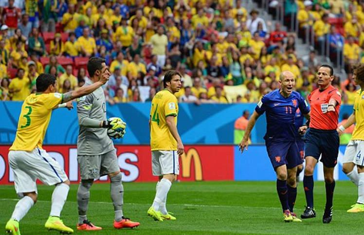 Zusammenfassung Brasilien Holland
