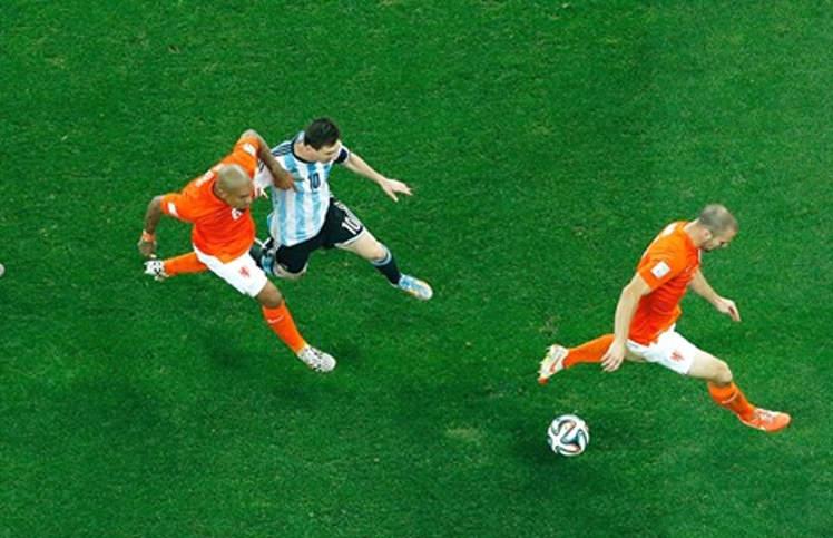 Video Holland Argentinien