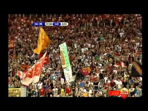 Video: AS Roma – Aris Saloniki (3-0), Testspiel