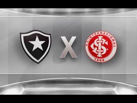 Video: Botafogo – Internacional (1-1), Serie A Brasilien