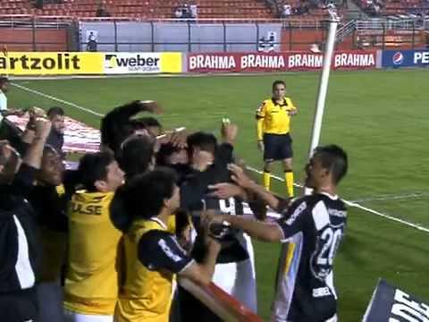 Video: Corinthians – Ponte Preta (1-1), Serie A Brasilien
