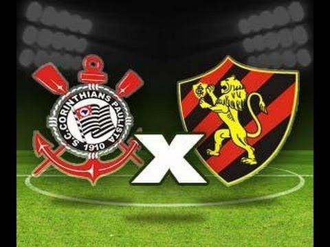 Video: Corinthians – Sport Recife (3-0), Serie A Brasilien