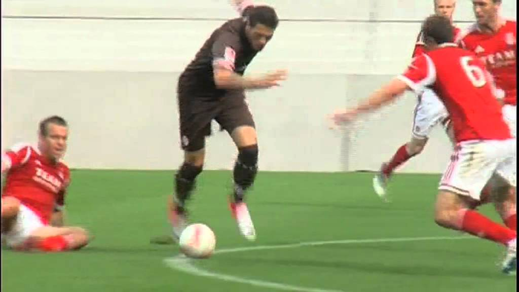 Video: FC St. Pauli – FC Aberdeen (1-1), Testspiel