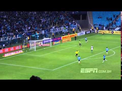 Video: Gremio – Coritiba (2-3), Serie A