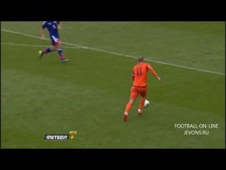 Video: Japan – Niederlande (2-2), Testspiel