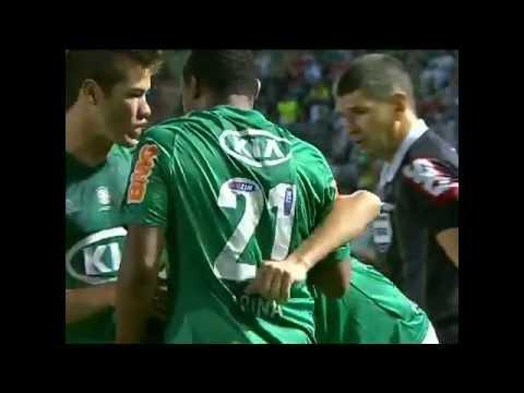 Video: Palmeiras – Cruzeiro (2-0), Serie A Brasilien