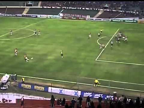 Video: Portuguesa – Atletico MG (1-1), Serie A Brasilien
