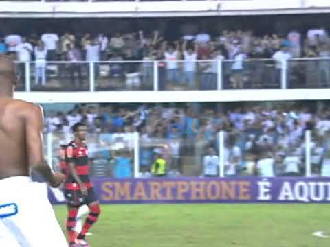 Video: Santos – Flamengo (2-0), Serie A Brasilien