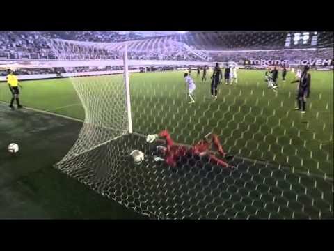 Video: Santos – Palmeiras (2-0), Serie A