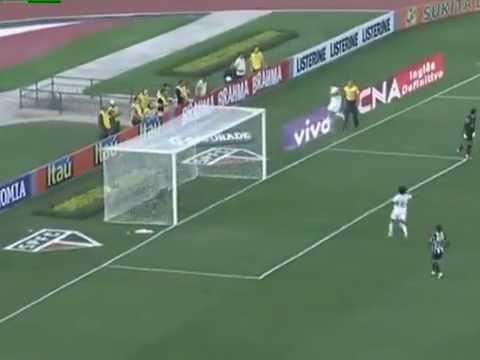 Video: Sao Paulo – Atletico MG (1-0), Serie A Brasilien
