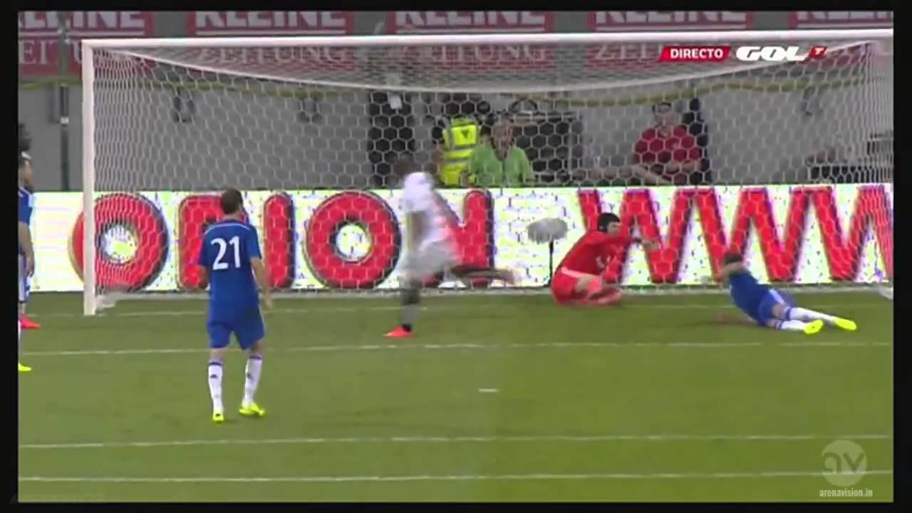 Video: Wolfsberger AC – Chelsea (-), Testspiel