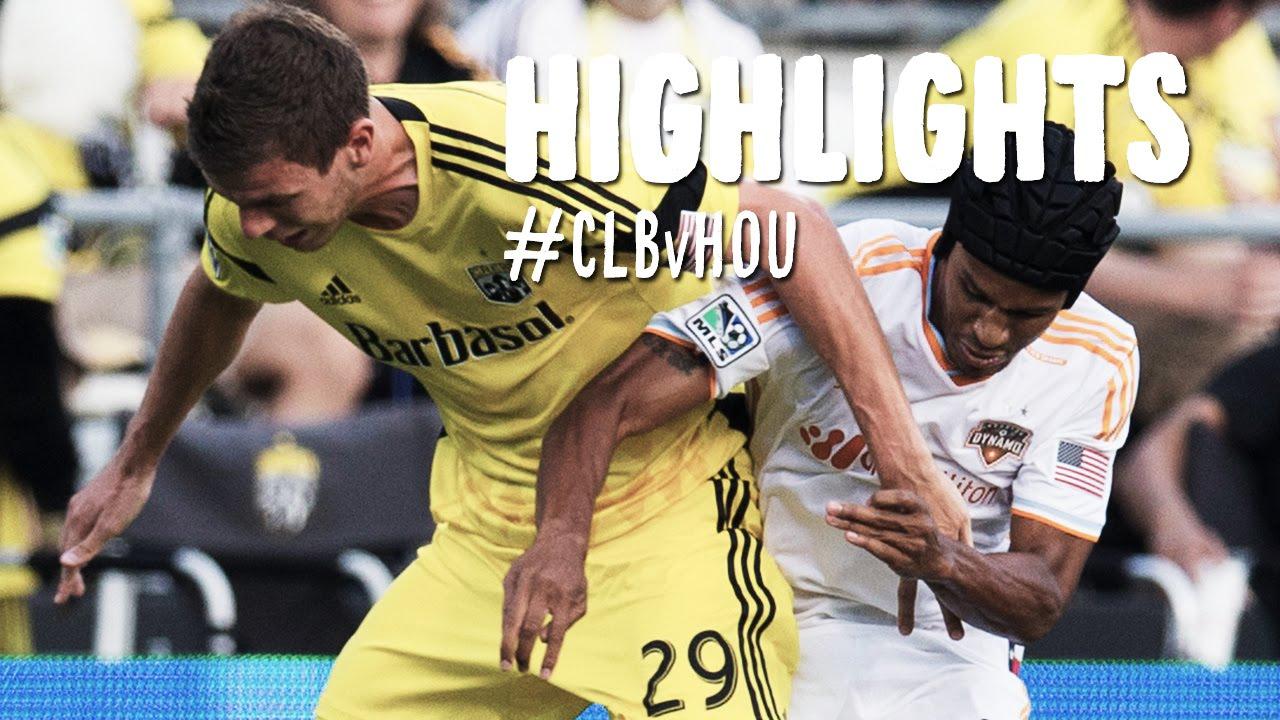 Video: Columbus Crew – Houston Dynamo (3-0), MLS