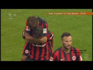 Video: Eintracht Frankfurt – Inter Mailand (3-1), Testspiel