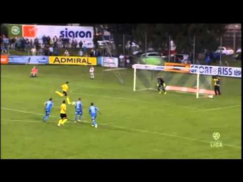 Video: FAC – SKN St. Pölten (0-1), Erste Liga