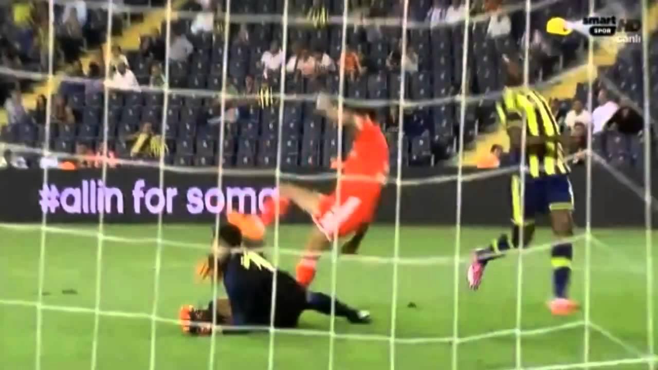 Video: Fenerbahce – Besiktas (0-1), Testspiel