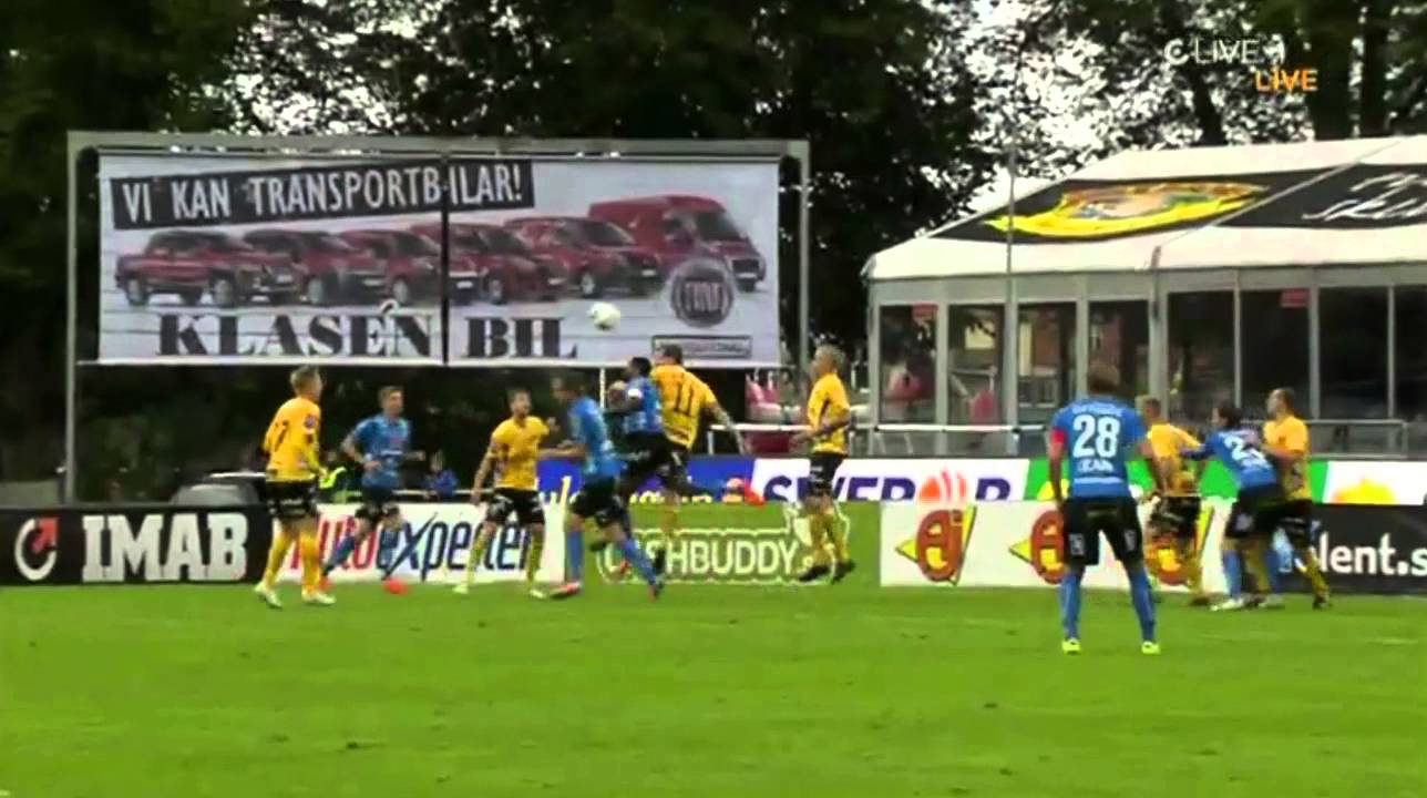 Video: Halmstads – Elfsborg (1-1), Allsvenskan