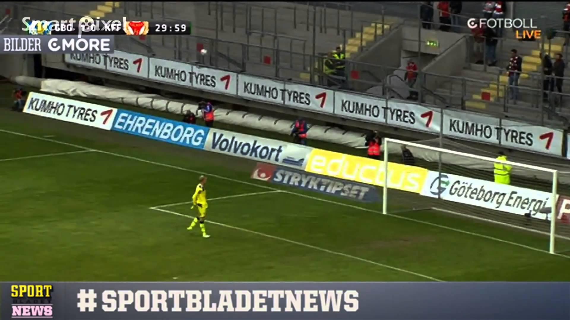 Video: IFK Göteborg – Kalmar FF (2-0), Allsvenskan