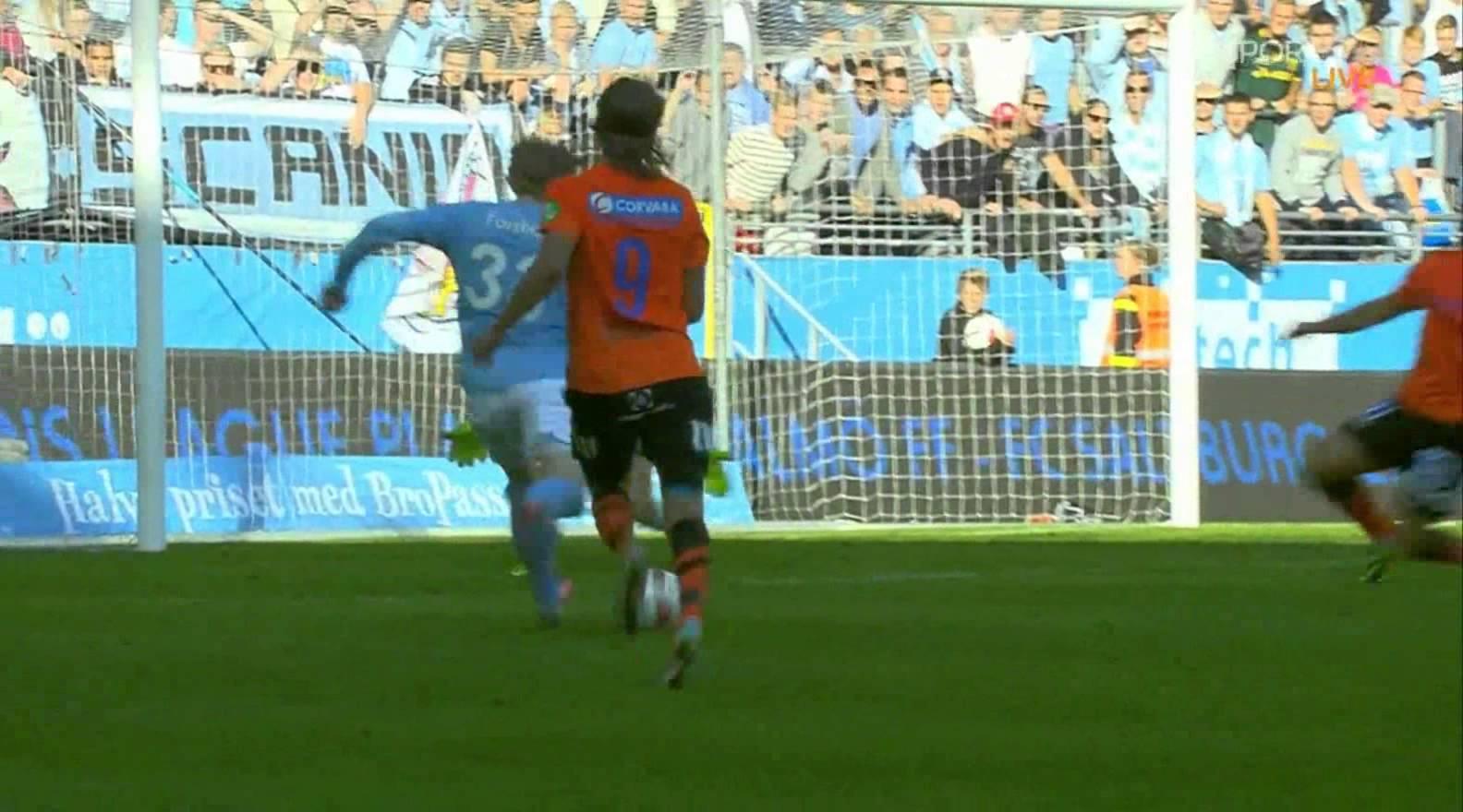 Video: Malmö FF – IFK Norrköping (3-0), Allsvenskan