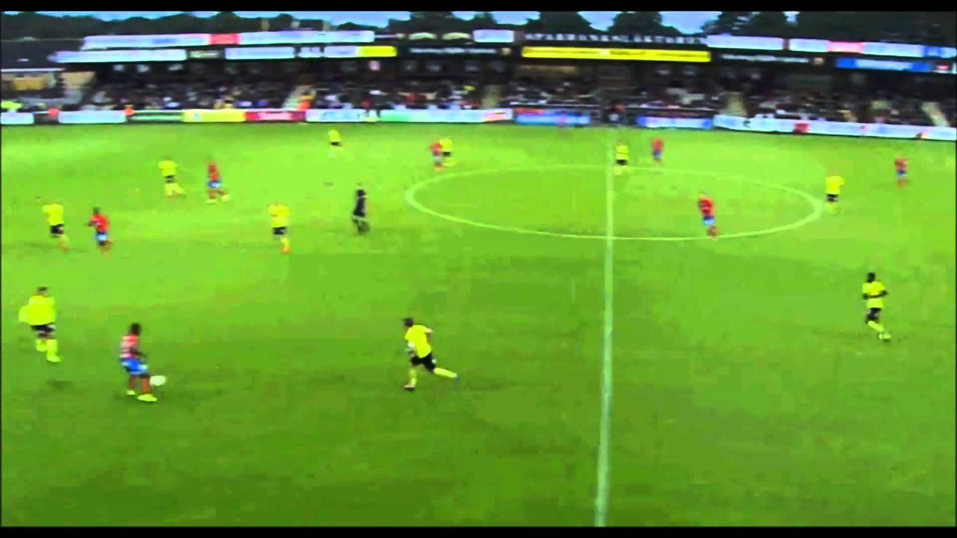 Video: Mjällby – Helsingborgs (1-2), Allsvenskan
