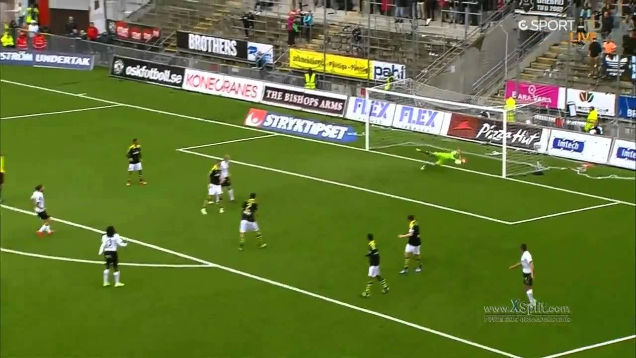 Video: Örebro SK – AIK Solna (4-2), Allsvenskan