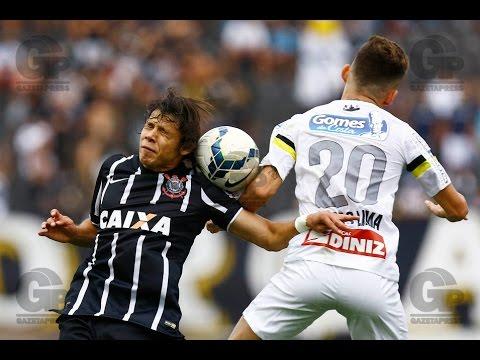 Video: Santos – Corinthians (0-1), Serie A