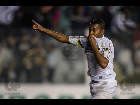Video: Santos – Londrina (2-0), Copa do Brasil