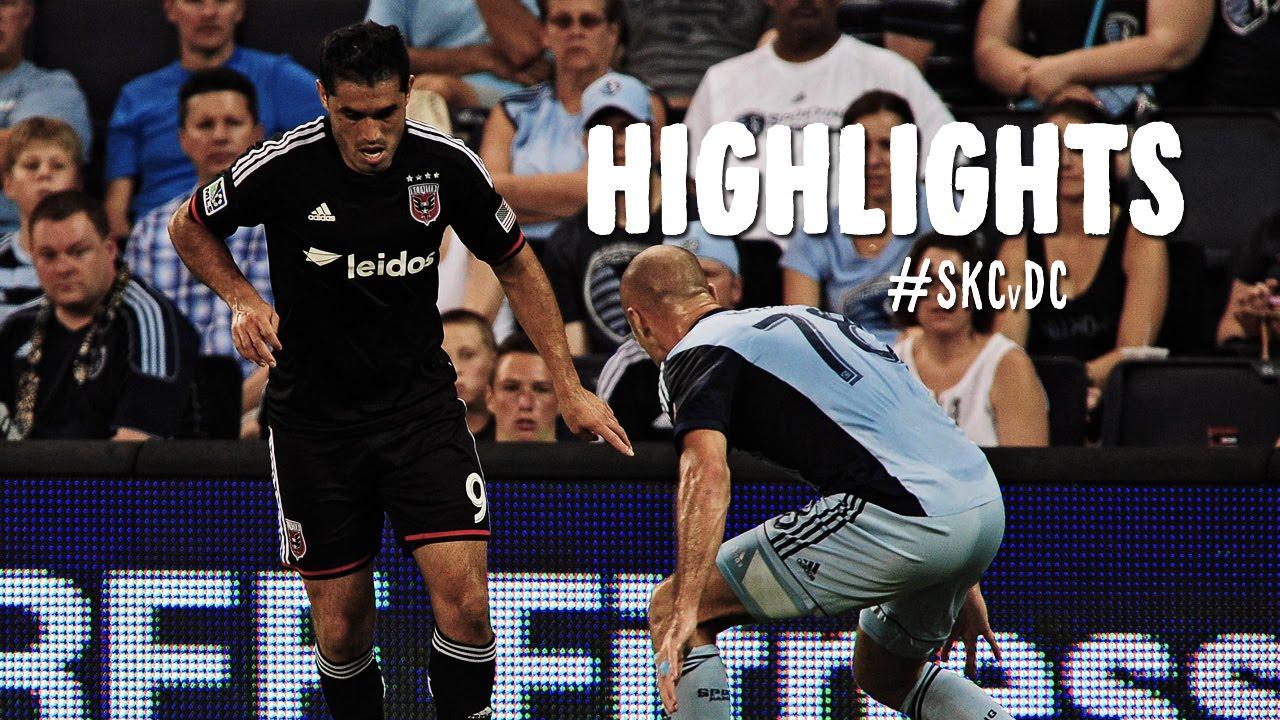 Video: Sporting Kansas City – DC United (0-3), MLS