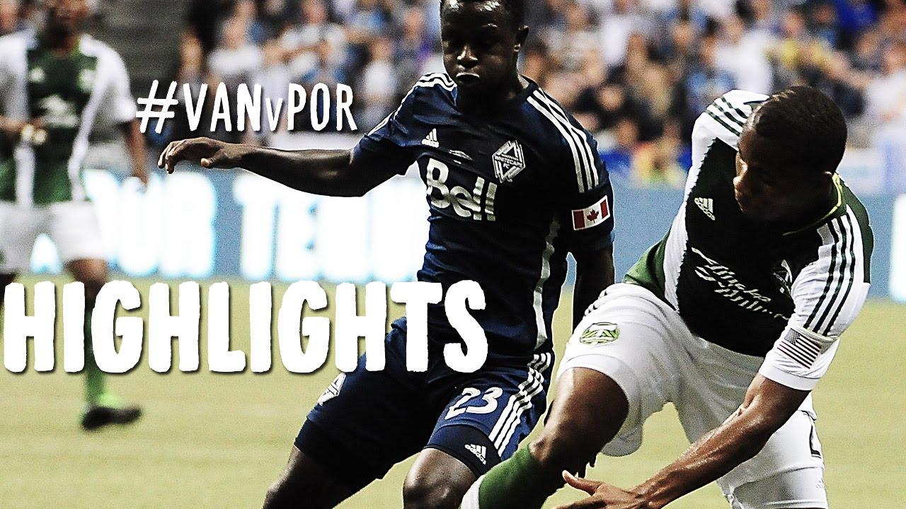 Video: Vancouver Whitecaps – Portland Timbers (0-3), MLS