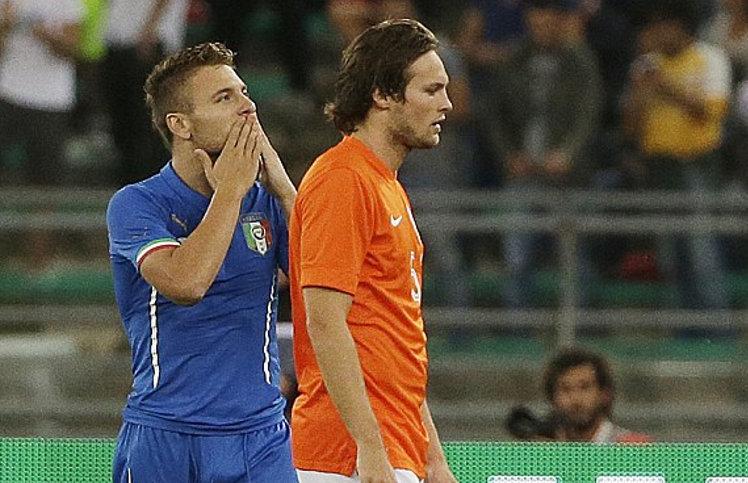 Highlights Italien Holland