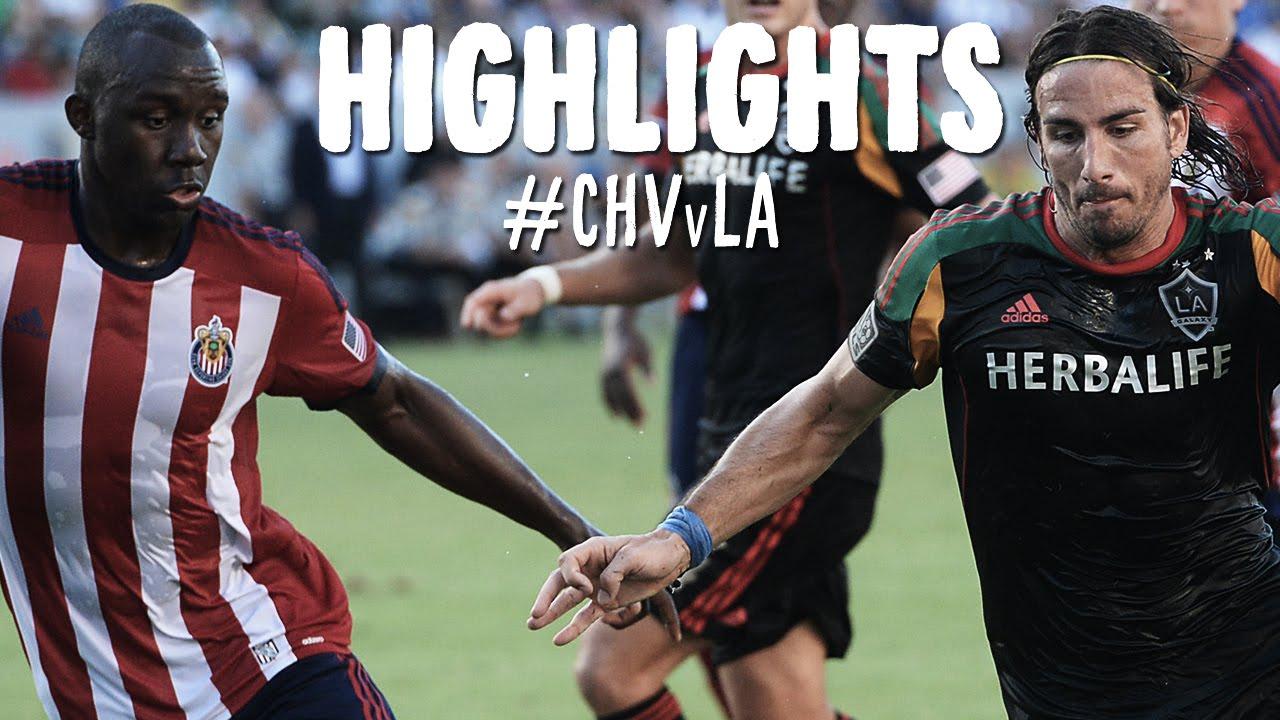 Video: Chivas USA –  LA Galaxy (0-3), MLS