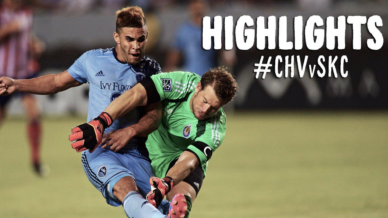 Video: Chivas USA – Sporting Kansas City (0-4), MLS