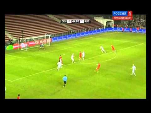 Video: Dänemark – Russland (0-2), Testspiel
