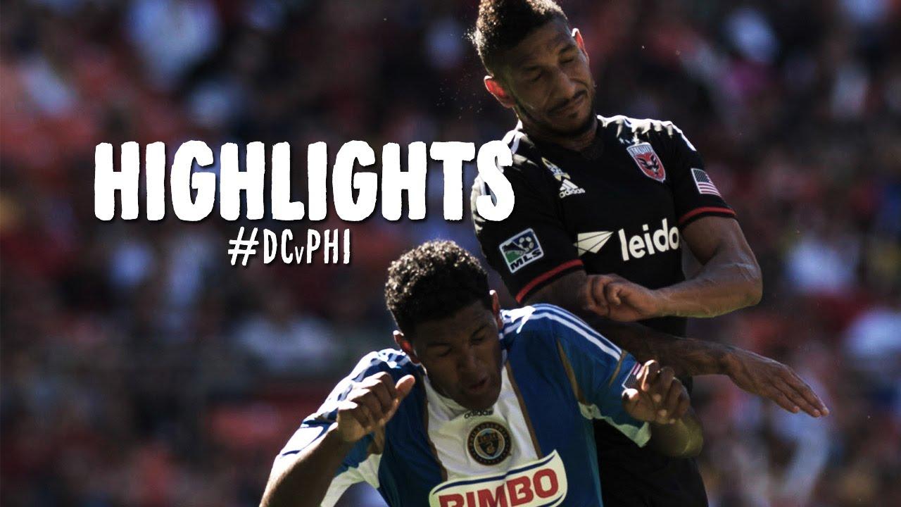 Video: DC United –  Philadelphia Union (1-0), MLS