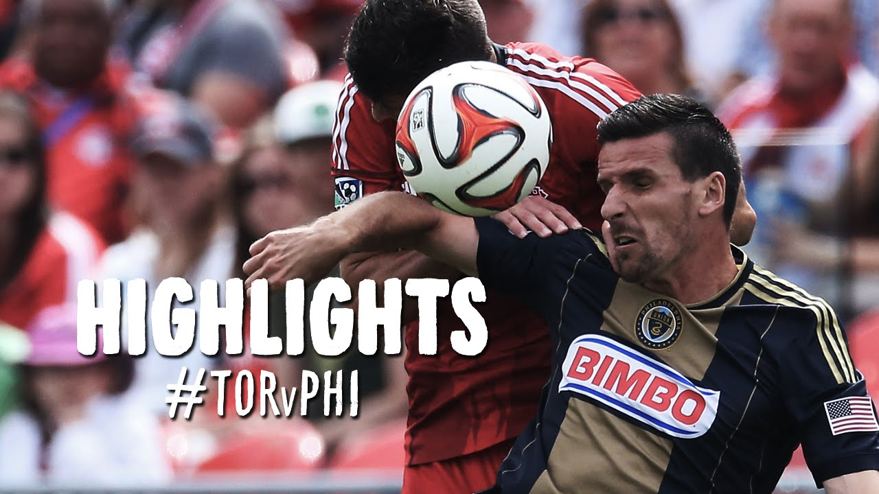 Video: FC Toronto –  Philadelphia Union (0-2), MLS