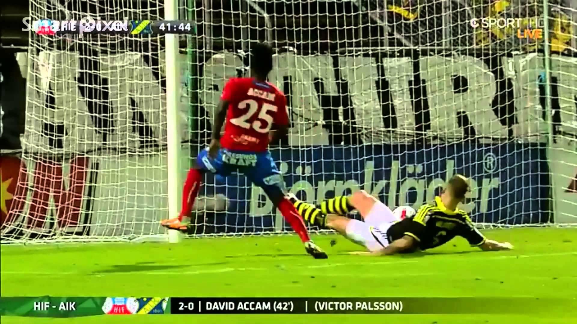 Video: Helsingborgs – AIK (3-1), Allsvenskan