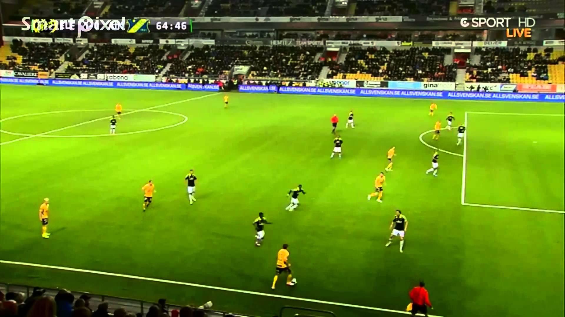 Video: IF Elfsborg – AIK Solna (1-1), Allsvenskan