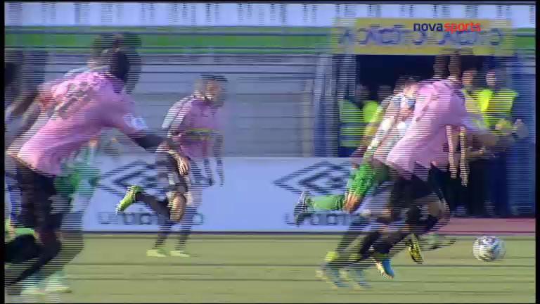 Video: Levadiakos – Kerkyra (2-3), Super League